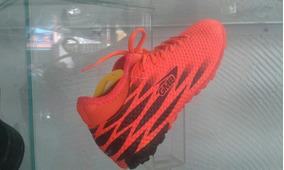 Zapato Futbol Grama Gimbo Unisex Niños Niñas