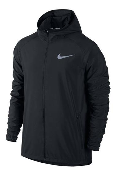 Campera Nike Essential Negro Hombre