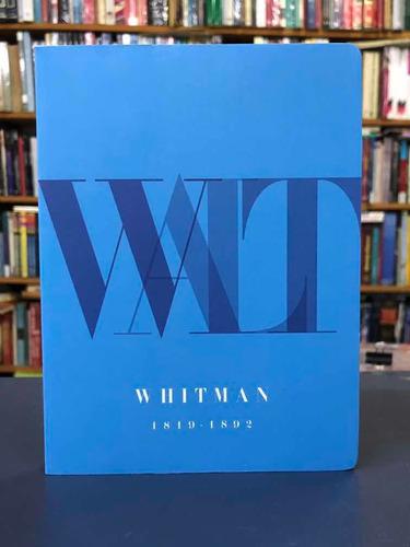 Walt Whitman - Poesía - Antología - Batiscafo
