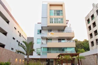 Apartamento Com 1 Dormitório À Venda, 31 M² Por R$ 250.000 - Cabo Branco - João Pessoa/pb - Ap2108