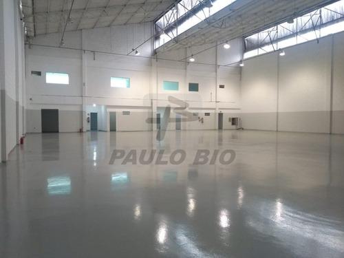 Galpao Em Condominio - Independencia - Ref: 7913 - L-7913