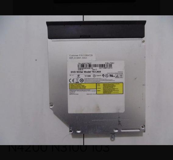 Drive Cd/dvd Notebook Positivo Unique N 4200