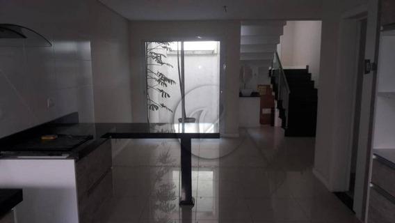 Sobrado Com 4 Dormitórios À Venda, 301 M² Por R$ 1.325.000 - Vila Alpina - Santo André/sp - So0719