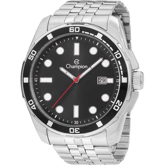 Relógio Champion Masculino Original Garantia Nota Ca31640t