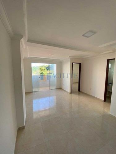 Apartamento De 2 Ou 3 Quartos A Venda Em Manaíra - 35127-38181