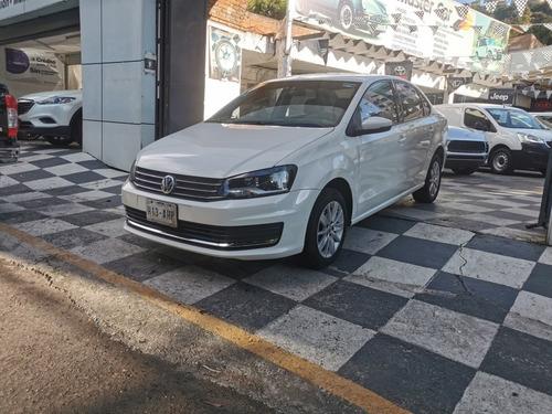 Imagen 1 de 15 de Volkswagen Vento 2016 1.6 Confortline Mt