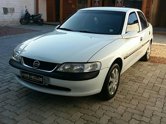 Chevrolet Vectra 2.0 Mpfi Gl 8v Gasolina 4p Manual