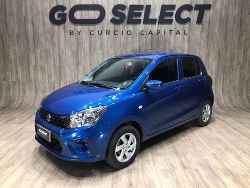 Suzuki Celerio Glx 2018 Azul Buen Estado