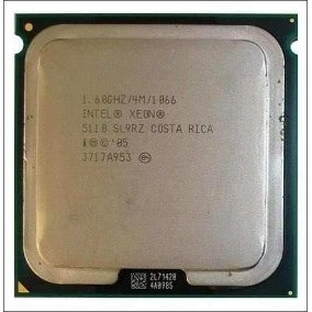 Intel Xeon Dual Core 5110 1.6ghz 4m 1066mhz Socket 771