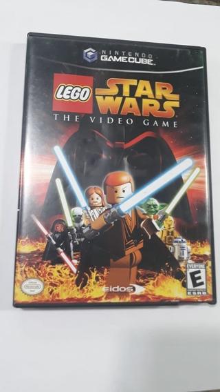 Jogo Lego Star Wars 100% Original De Game Cube