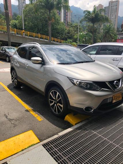 Nissan Qashqai 2.000 Cc 2017 5 Puertas Color Plata