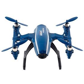 Drone U28w Udirc Azul Câmera Wifi Original Quadricoptero