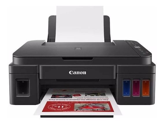 Impressora Multifuncional Canon G3110 Tanque Wifi Usb C/nfe