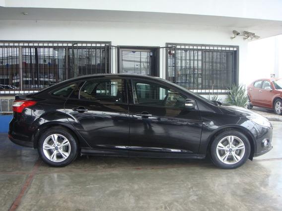 Ford Focus 2013, Aut., Clima M. Libres, Bolsas De Aire, Etc.