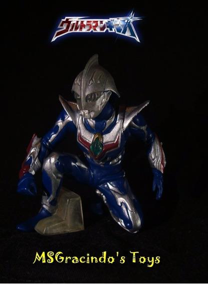 Boneco Bandai Ultraman - Junis Blue - Importado E Raro!