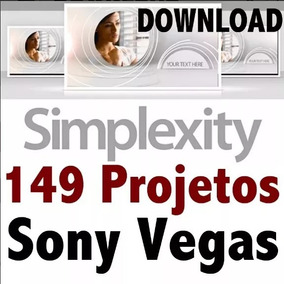 Projetos Editáveis Sony Vegas Ideal Para Edições Rápidas