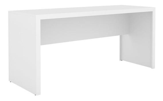 Mesa Para Escritório Me4109 Branco - Tecno Mobili