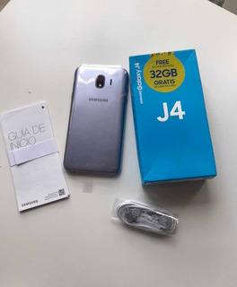 Samsung Galaxy J4 6 Meses De Uso Como Nuevo.