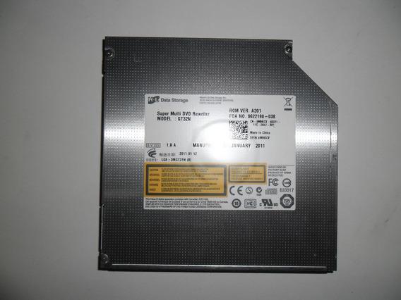 Gravador De Dvd Notebook Sata Hitashi Lg Gt32n
