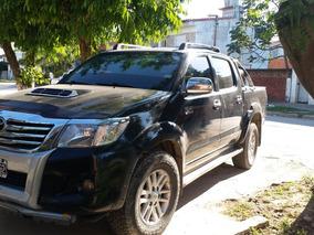 Toyota Hilux 3.0 Cd Srv Cuero I 171cv 4x2 2013