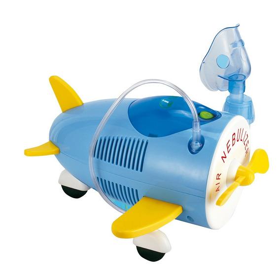 Nebulizador Infantil En Forma De Avión Silencioso