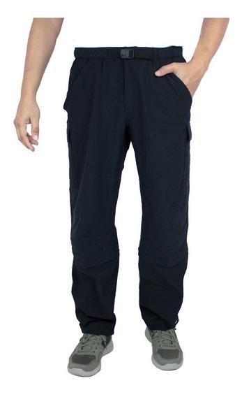 Pantalón Tipo Cargo, Convertible A Bermuda. Estilo 3075b