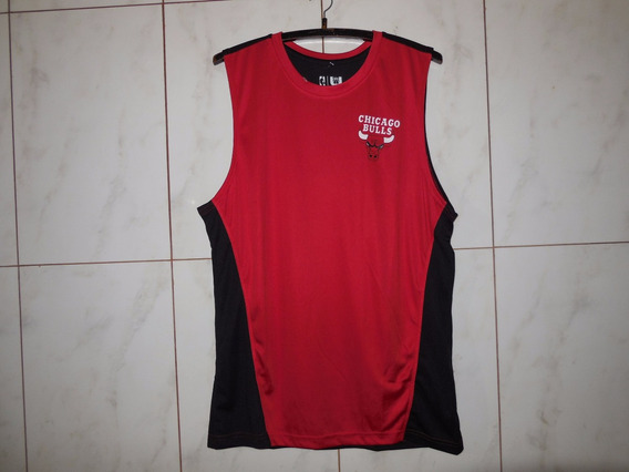 Camiseta Chicago Bulls L, Nba, Original Nova Pronta Entrega