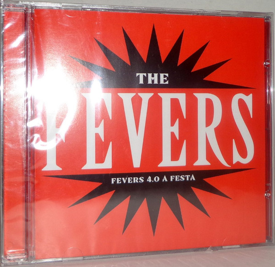 Cd The Fevers - Fevers 4.0 A Festa - Promoção Apenas 1 Un.