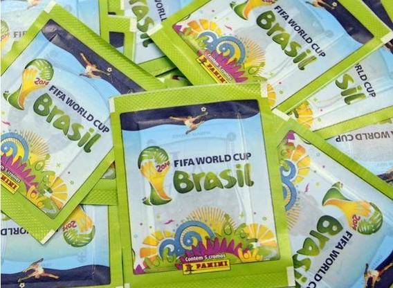 Figurinhas Copa Do Mundo Brasil 2014.