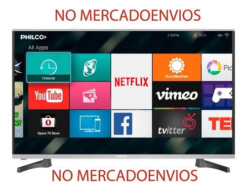 Reparacion/firmware Smart Philco Pld3914hi Reinicio/bloqueo