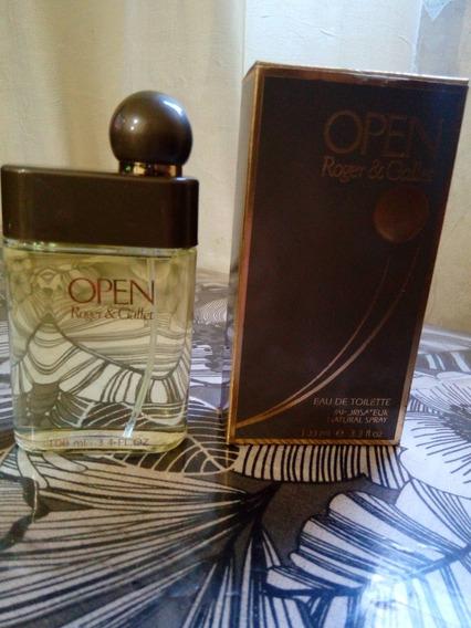 Perfume Open Masculino De Roger & Gallet 100ml