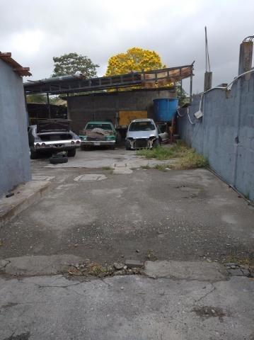 Taller En Alquiler La Mata Cabudare 20-5112 J&m 04121531221