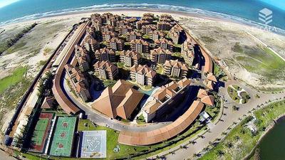 Apartamento Duplex Com 3 Quartos À Venda, 203 M², Novo, Área De Lazer, Financia - Porto Das Dunas - Aquiraz/ce - Ad0005