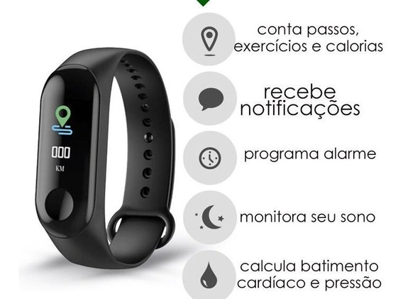 Pulseira Fit Life