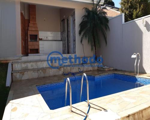 Casa Em Condomínio A Venda Em Santa Marcelina - Campinas/sp - Ca00172 - 68206785