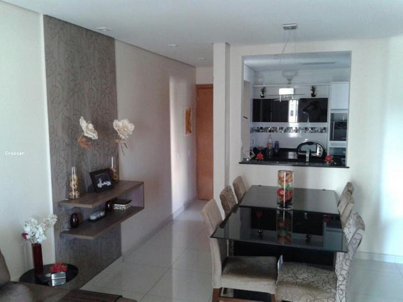 Apartamento Para Venda Em Mogi Das Cruzes, Vila Mogilar - Ap027_2-272083