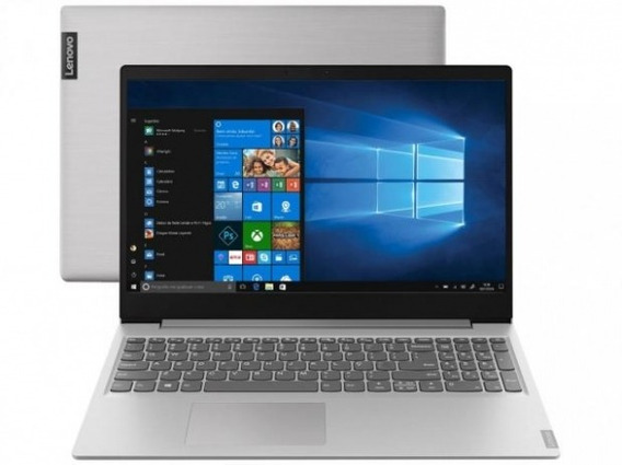 Notebook Lenovo Ideapad S145-15iwl I5 15.6 8gb 1tb - Prata