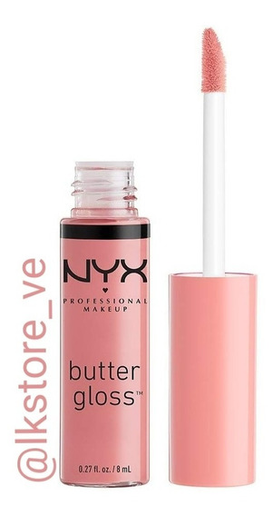 Labiales Nyx Butter Gloss