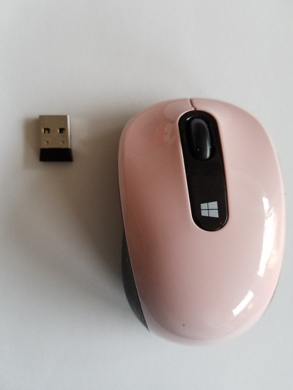 Microsoft Wireless Sculpt Mobile Mouse Usb