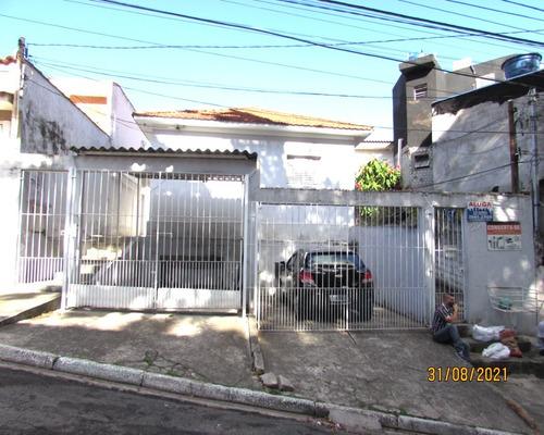 Imagem 1 de 8 de Casa Para Alugar No Cangaíba - Ca00293 - 68997153