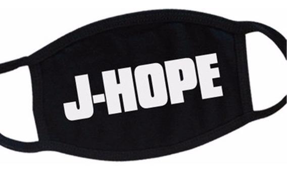 Cubrebocas J-hope Bts Kpop Coreano