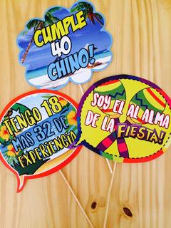 Carteles Con Frases Para Fiesta Infantil En Mercado Libre