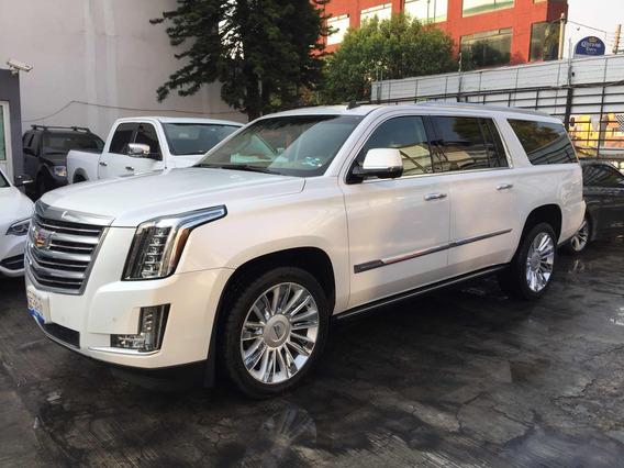 Cadillac Escalade Esv 6.2 Premium Esv At 2016