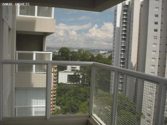 Apartamento Para Locação Em São Paulo, Vila Andrade, 1 Dormitório, 1 Suíte, 2 Banheiros, 1 Vaga - Zzalinjs32