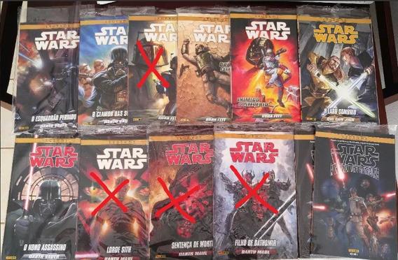 Edições Especiais (encadernados) Star Wars Impecáveis