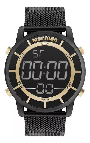 Relógio Mormaii Masculino Mobj3463bb/4p Original Barato
