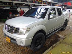Nissan Navara Le 2500cc At Aa Abs Ab Td Dc