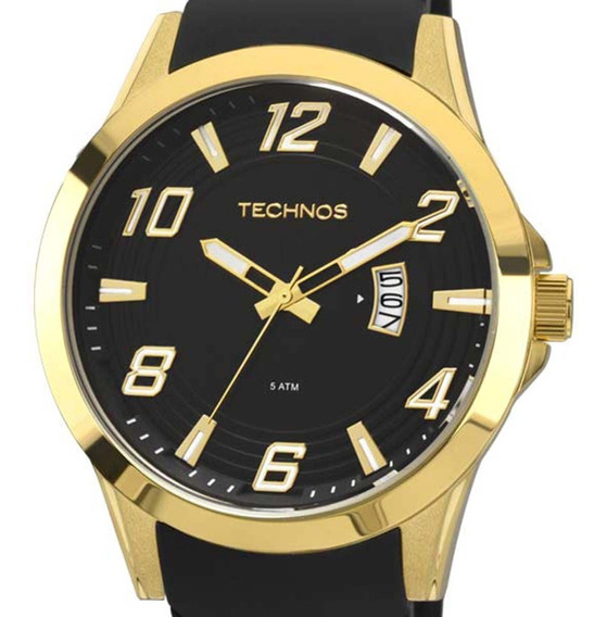 Relógio Technos Masculino Performance Racer 2115kqa/8p Original C/ Nfe