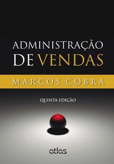 Administracao De Vendas - 05 Ed