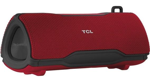 Caixa De Som Tcl 16w Bluetooth À Prova Dágua Bs16b